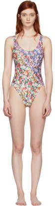Araks Multicolor Harley Floral Swimsuit