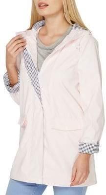 Dorothy Perkins Lightweight Full-Zip Raincoat