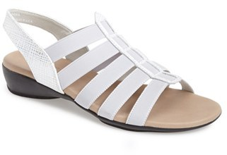 Women's Munro 'Darian' Slip-On Sandal $179.95 thestylecure.com