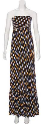 MICHAEL Michael Kors Sleeveless Maxi Dress