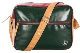 BugattiGioco Adjustable Messenger Bag