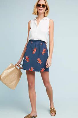 PepaLoves Cirrina Embroidered Skirt