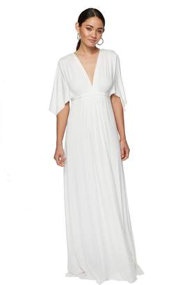Rachel Pally Long Caftan Dress - White