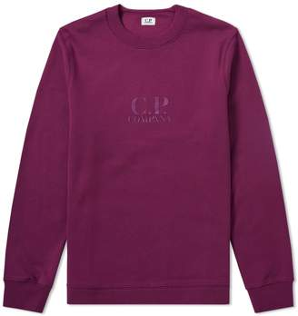 C.P. Company Logo Sweat