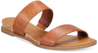 American Rag Easten Slide Sandals, Only at Macy's $39.50 thestylecure.com