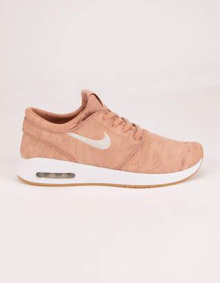 Nike Sb Air Max Stefan Janoski 2 Rose Gold & White Gum Womens Shoes