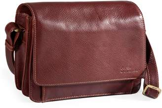 Derek Alexander Leather Half-Flap Organizer