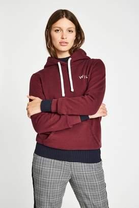 Jack Wills hunston wills logo hoodie