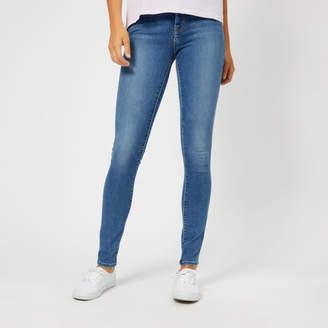 Shopstyle High Uk Rise Jeans Levis Skinny UnYWI6xRqq
