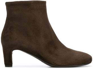 Del Carlo low-heel ankle boots