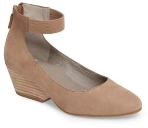 Eileen Fisher 'Liz' Ankle Strap Pump