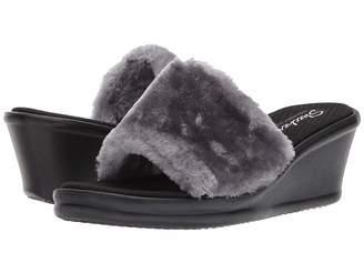 Skechers Rumblers - Summer Peach Women's Sandals