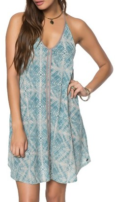 Women's O'Neill Gio Halter Swing Dress $49.50 thestylecure.com