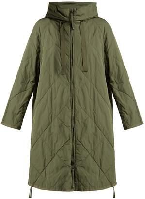 Max Mara Magda quilted coat