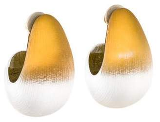 Alexis Bittar Lucite Clip-On Earrings
