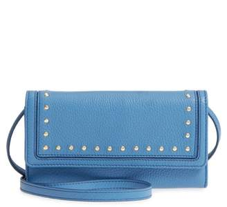 Cole Haan Cassidy Leather RFID Crossbody Wallet