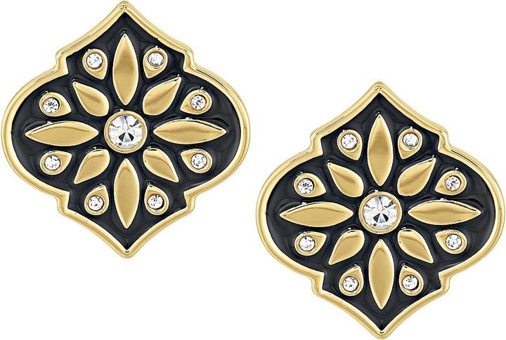 Kate SpadeKate Spade New York - Moroccan Tile Statement Studs Earrings Earring
