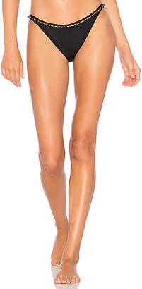 Jonathan Simkhai Pearl Studded Bikini Bottom