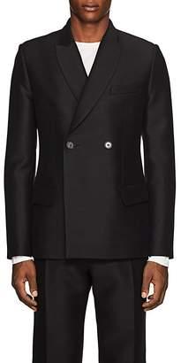 Martin Grant Men's Wool-Silk Double-Breasted Tuxedo Jacket