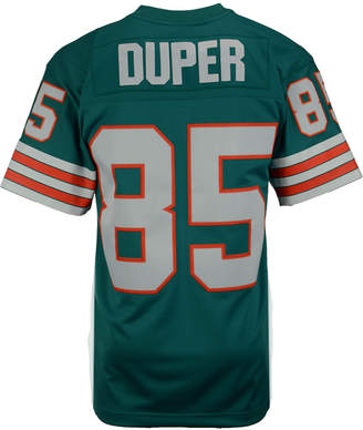 Mitchell & Ness Men Mark Duper Miami Dolphins Replica Throwback Jersey