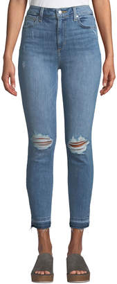 Joe Charlie Release-Hem Ankle Jeans