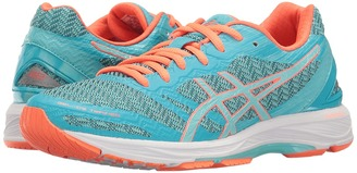 ASICS - GEL-DS Trainer 22 Women's Running Shoes $120 thestylecure.com