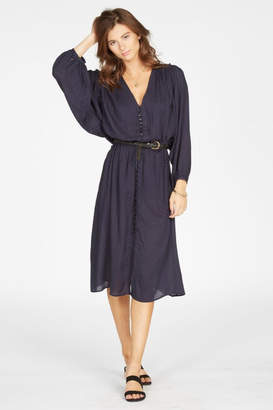 Knot Sisters Navy Dress