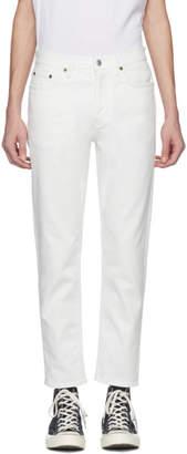 Acne Studios Bla Konst White River Jeans