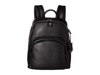 Tumi Voyageur Dori Leather Backpack