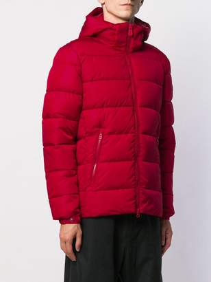Save The Duck MEGA9 zip-up quilted jacket