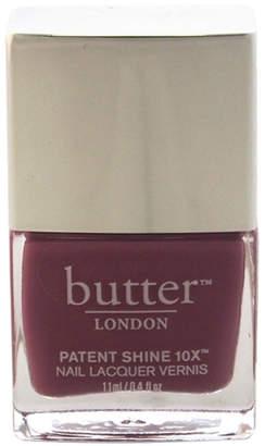 Butter London 0.4 Oz Fancy Patent Shine 10X Nail Lacquer