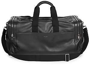 Saint Laurent Men's Leather Duffle Bag