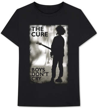 Bravado The Cure Men's Boys Don't Cry Graphic T-Shirt