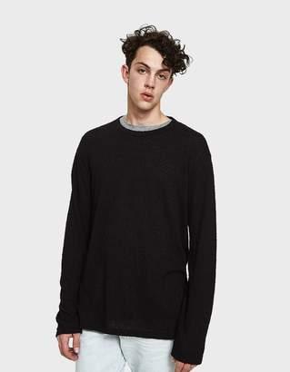 John Elliott Pigtail Crew Sweater