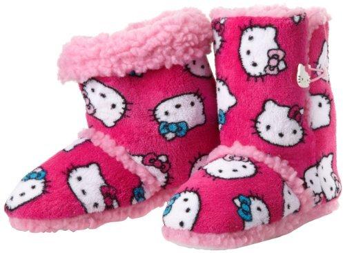 Hello Kitty Junior's Short Slipper Bootie