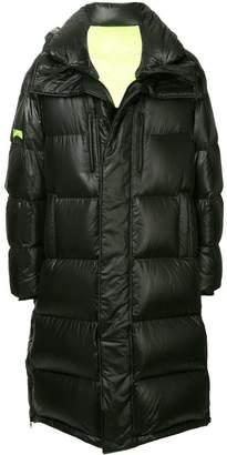 Juun.J long padded coat