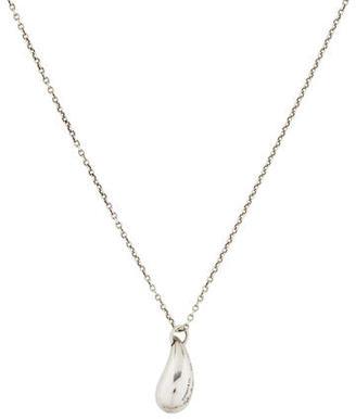 Tiffany & Co. Teardrop Pendant Necklace $145 thestylecure.com