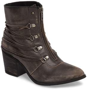 Sbicca Peacekeeper Lace-Up Bootie