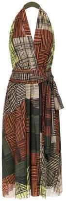 M·A·C Mara Mac printed midi dress