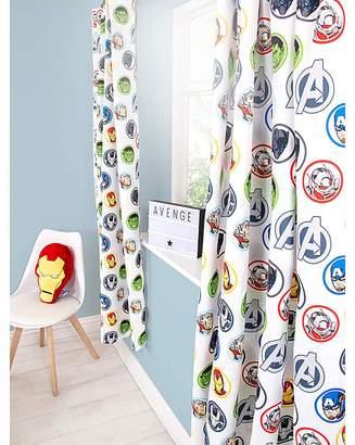 Marvel Avengers Strong Curtains 54in