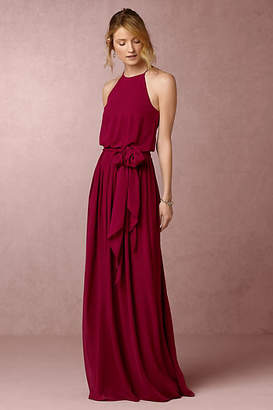 Anthropologie Alana Wedding Guest Dress $230 thestylecure.com
