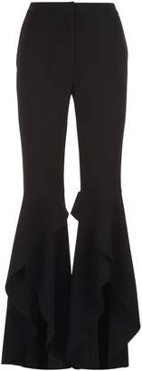Pinko Split Flare Trousers