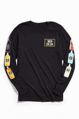 Urban Outfitters Mad Dog 20/20 Long Sleeve Tee