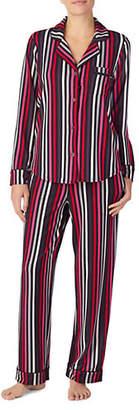 DKNY Striped Pyjama Set