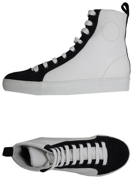 Coming Soon High-top sneaker