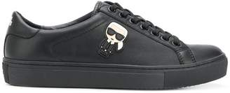 Karl Lagerfeld Karlito patch sneakers