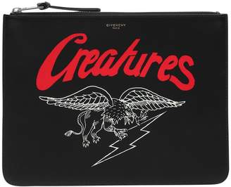 Givenchy Creatures Pouch