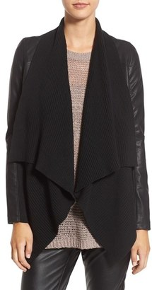 Women's Blanknyc All Or Nothing Faux Leather Jacket $98 thestylecure.com