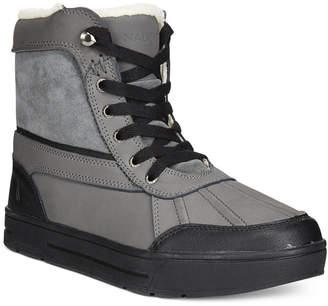 Nautica Lockview Winterized Duck Boots Men Shoes
