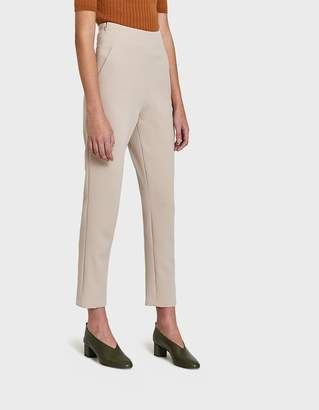SAM. Kaarem High-Waisted Pocket Pant in Cream